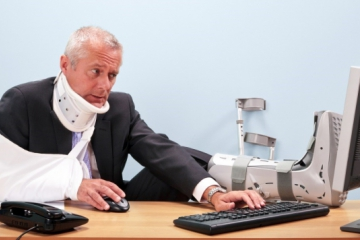 Injured At Work? Here's How To Get Compensation.